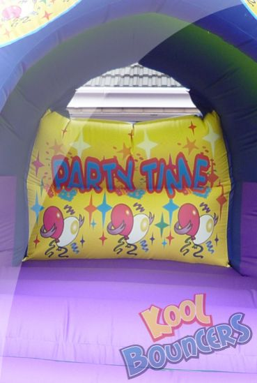 Party Combo Slide - 15 X 17