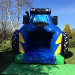 44ft Tractor Assault Course
