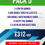 Pack Five Offer