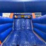 Pirate Ship Obstacle Course And Slide