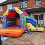 17ft X 15ft Party Combi Castle