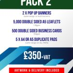 Pack Two Offer