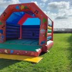 Adult Or Child Celebration Themed Bouncy Castle