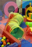 Caterpillar Play Package And Ball Pond