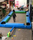 Inflatable Foot Pool Table 12 X 24 Feet