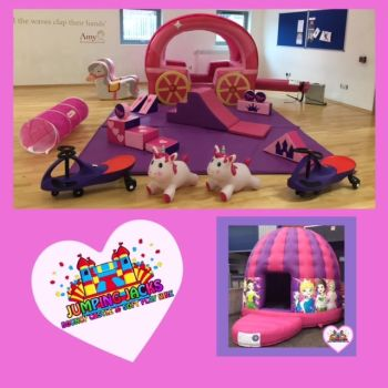 Princess Package With Princess Disco Dome 2