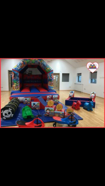 Pirate Soft Play Package 1