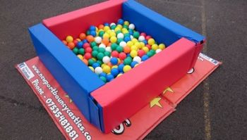 Foam Ball Pit