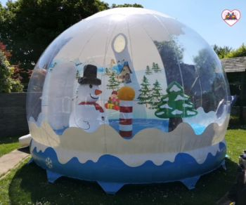 Snow Globe Bouncer