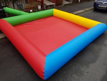 10 X 10 Inflatable Arena