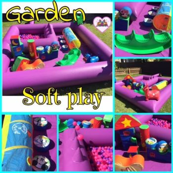 Garden Softplay Package 1