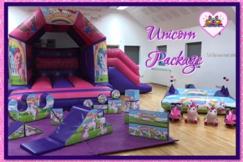 Unicorn Softplay Package