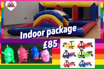 Toddler Zone, Didi Cars & Hoppers Package