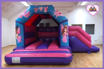 Fairy Castle With Slide