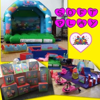 Peppa Pig Softplay Package