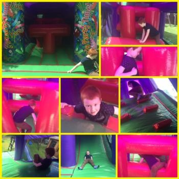 Partytime Assault Course