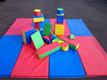 Rainbow Soft Play