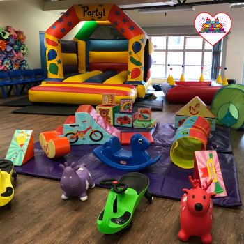 Toy Box Softplay Package