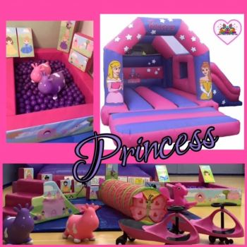 Princess Softplay Package