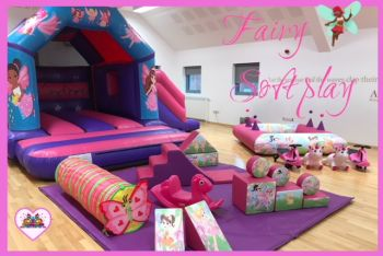 Fairy Softplay Package