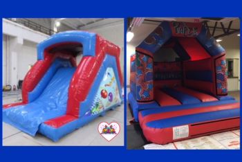 Slide & Castle Package