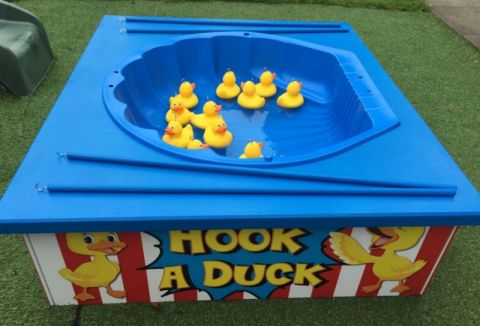 Hook A Duck For Hire Liverpool