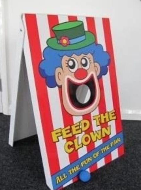 Feed The Clown Game (ftc02)
