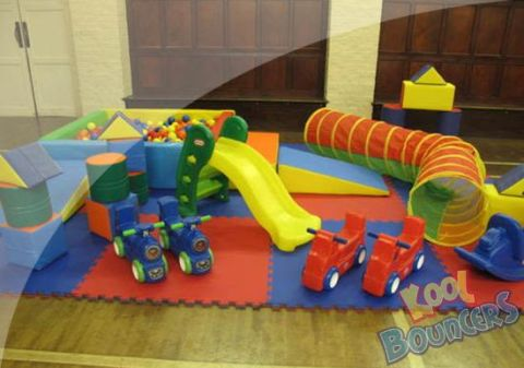 Toddler Play Package And Ball Pond