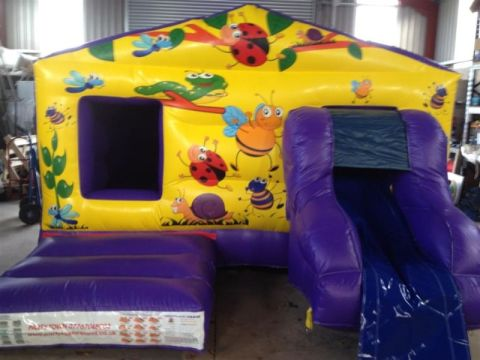 Indoor Tots Bouncer 14ft X 12ft
