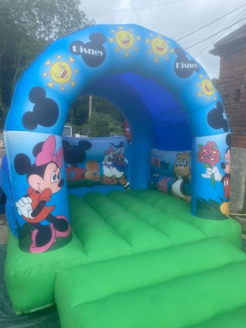 Mickey Toddler Castle