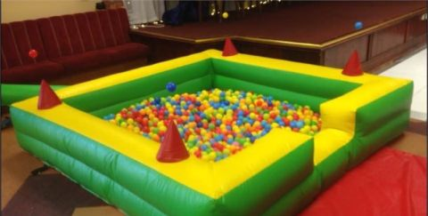 8ft X 8ft Unisex Ball Pit
