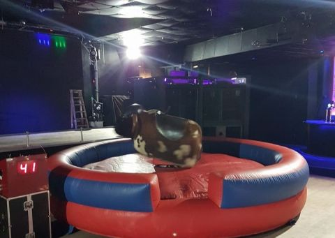 Rodeo Bull Hire County Durham
