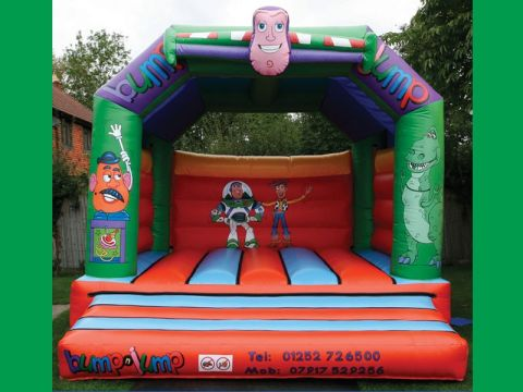 Buzz Bouncy Castle