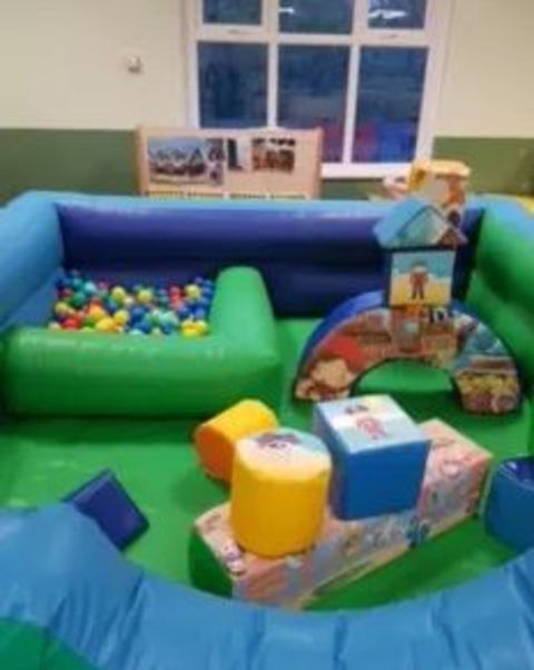 Pirate Themed Soft Play
