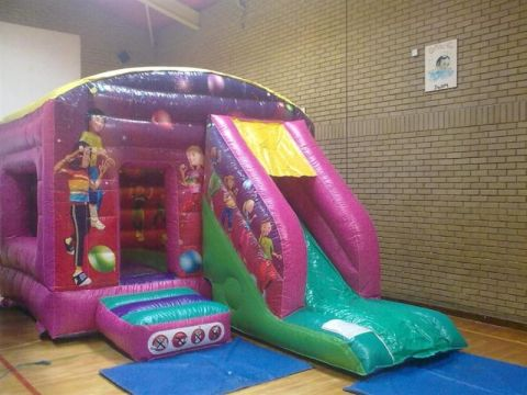 19ftx13ft Bounce And Slide