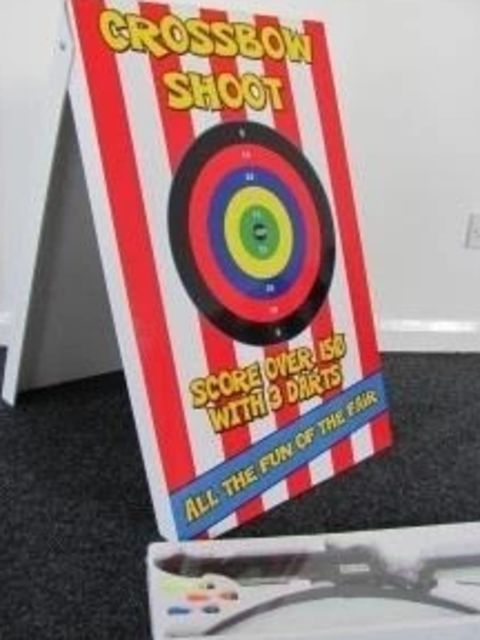 Crossbow Shoot Game (cbs02)