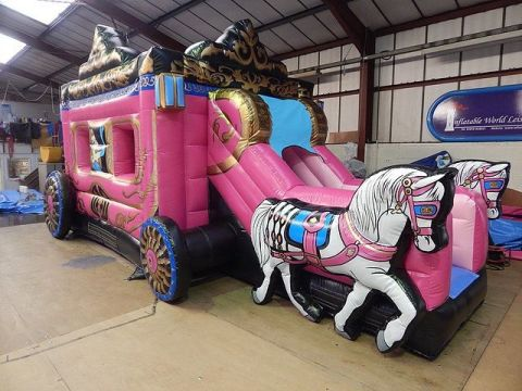 Deluxe Princess Carriage