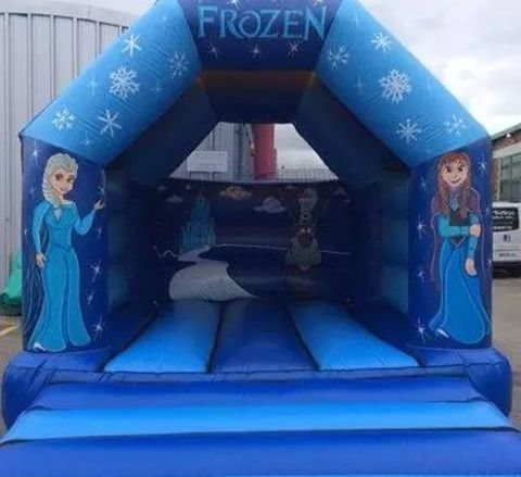 Castle And Slide Packages For Indoor Parties