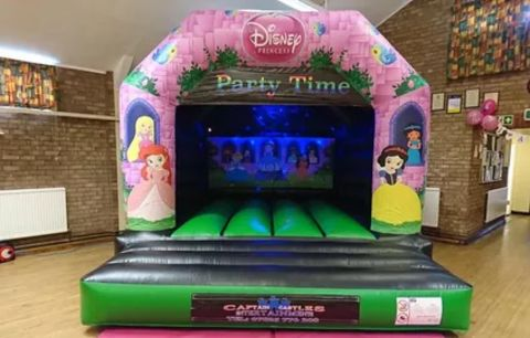 Pink Princess Party Time Disco