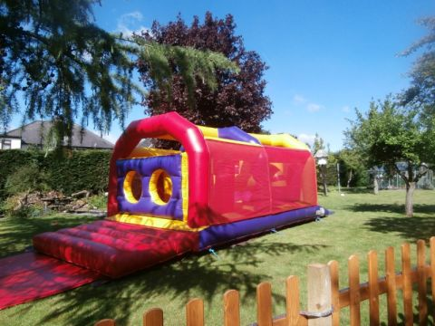 28ft Obstacle Course Hire In Liverpool