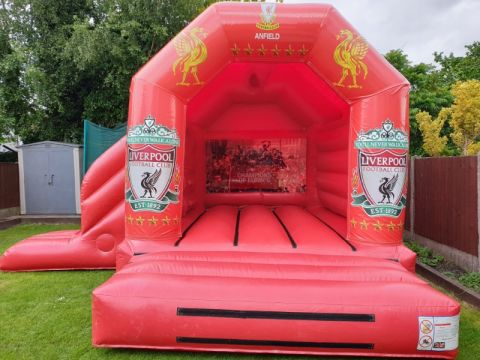 17ft X 15ft Liverpool With Slide