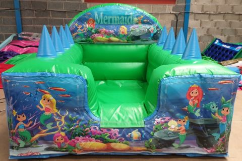 New Mermaids Ball Pool For Hire In Liverpool