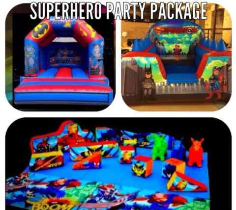 Superhero Package