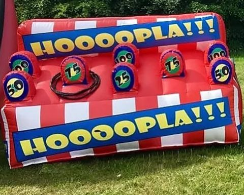 Inflatable Hoopla