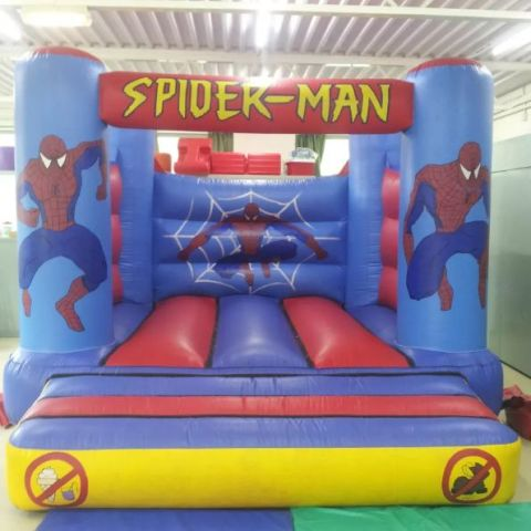 Spiderman Castle 12 X 14 Feet