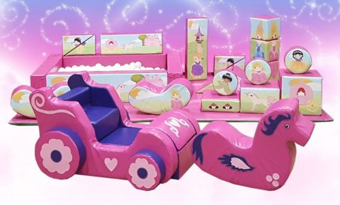 Princess Deluxe Soft Play