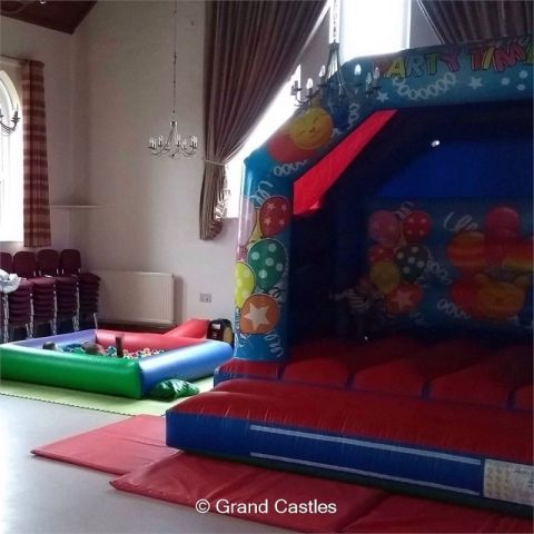 Gold Soft Play Package