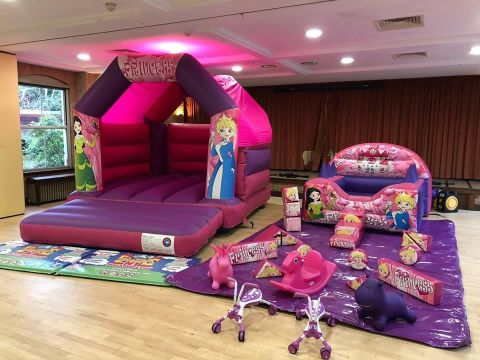 Princess Castle & Soft Play