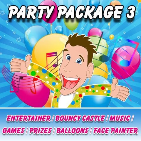Party Entertainment Package 3