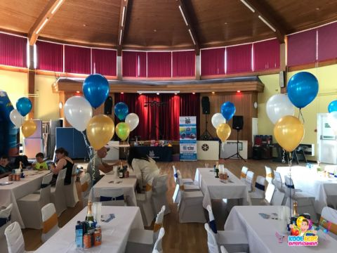 Helium Table Balloons